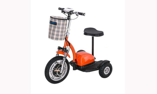 электро скутер В-5 Цена 41600р.