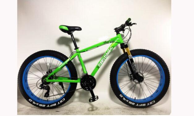 велосипед 26″ PHOENIX CAIMAN фетбайк р.18/20 21ск. Цена 23300 р.