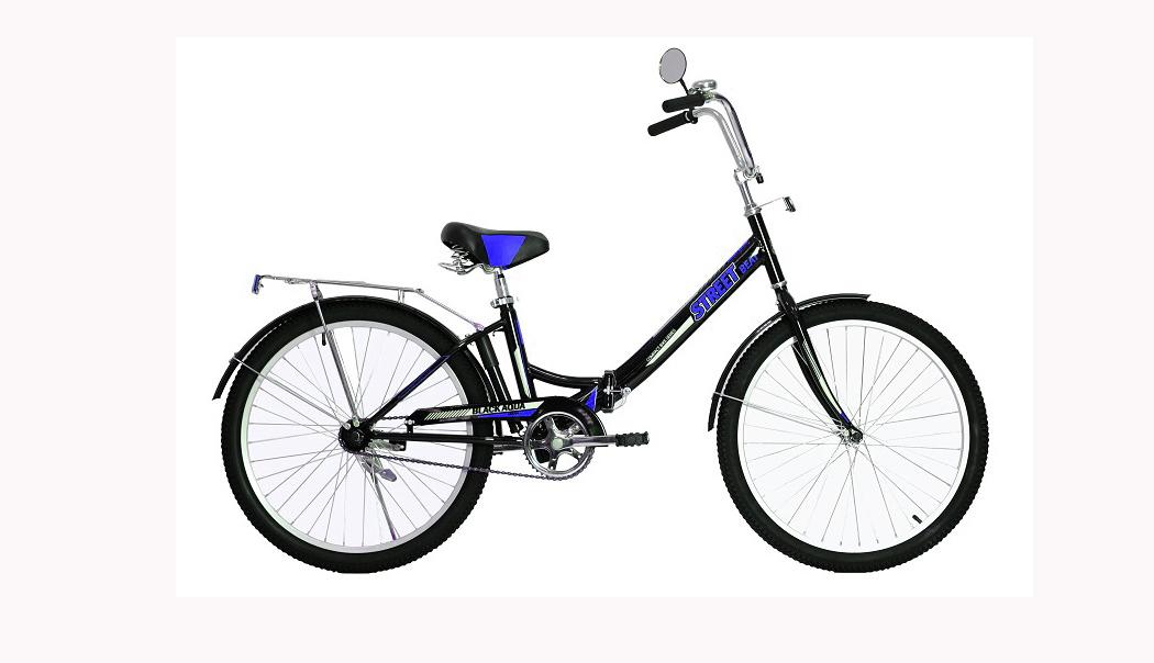 велосипед BA Street Beat 141 24″ 1ск. Цена 7800 р.