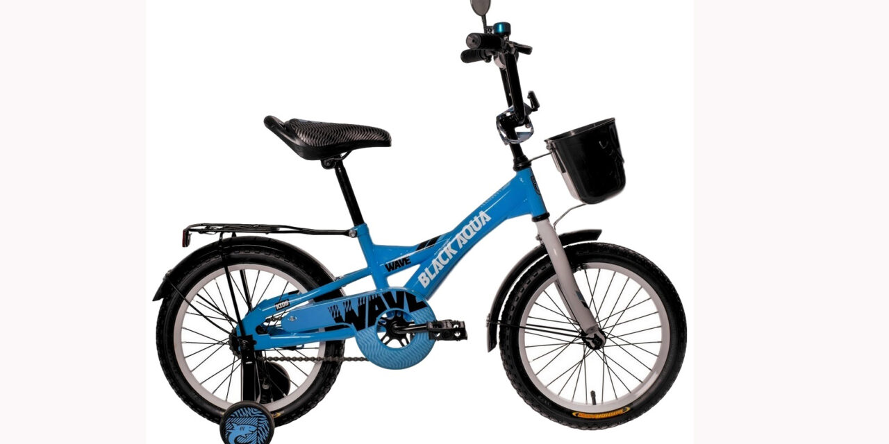 велосипед BA Wave NEW 14″ Цена 6800 р.