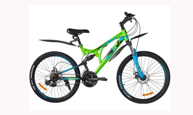 велосипед RACER 24 DIRT 270D (17″) disk Цена 18200 р.