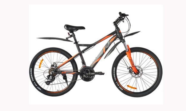 велосипед RACER 24 GT 330D (16″) disk Цена 13900 р.
