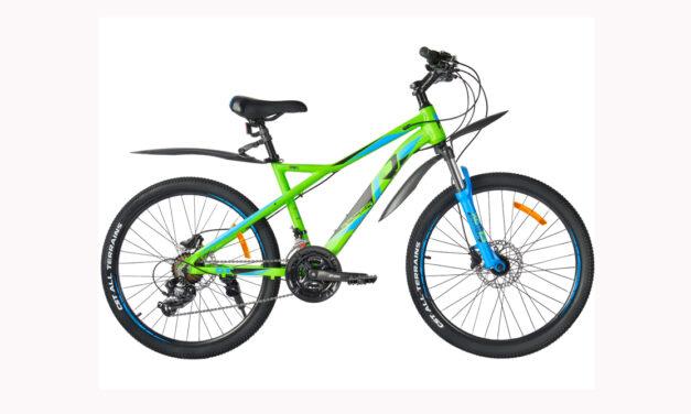 велосипед RACER 24 GT 360HD (16″) disk Цена 16340 р.