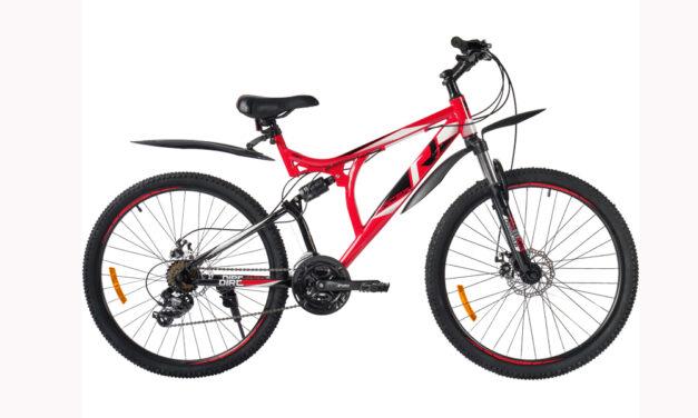 велосипед RACER 26 DIRT 270D (18″) disk Цена 14000 р.