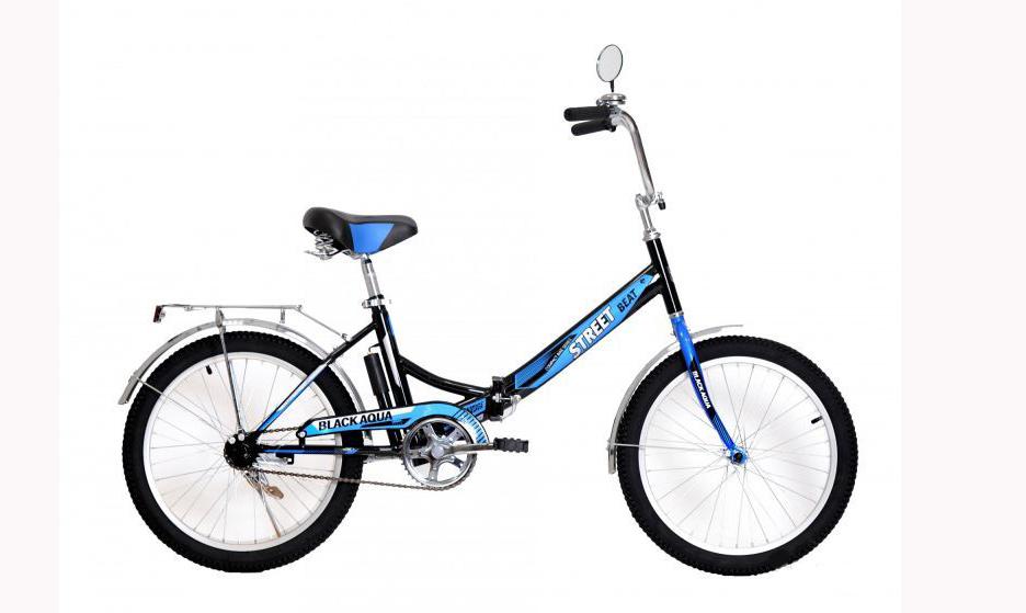 велосипед BA Street Beat 121 20″ 1ск. Цена 7200 р.