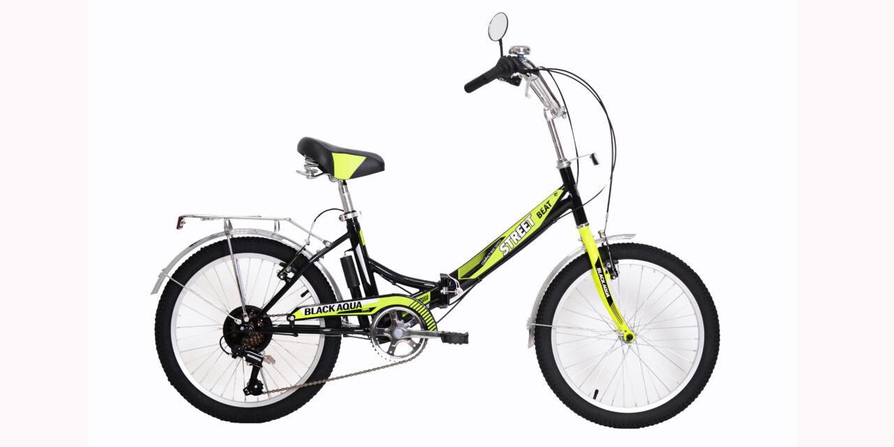 велосипед BA Street Beat 1221  20″ 6ск. Цена 8400 р.