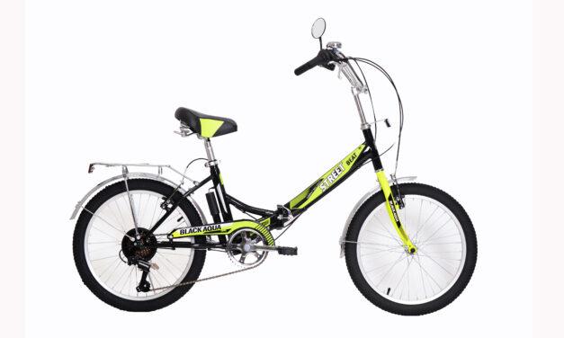 велосипед BA Street Beat 1221  20″ 6ск. Цена 7800 р.