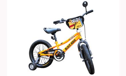 велосипед BA Crizzy 14″ Цена 6900 р.