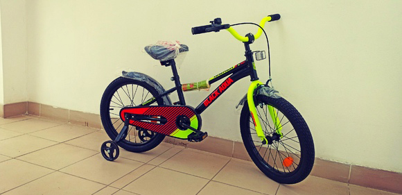 велосипед BA Rainer 18″ Цена 6200 р.