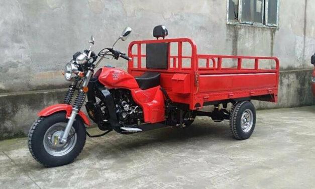 мотоцикл грузовой AGIAX 250 Цена 172100 р.