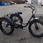 велосипед 26″x4.0″ 3-х колесный грузовой ФЭТБАЙК DELTA Цена 37000 р.
