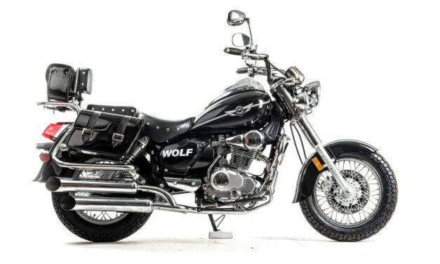 мотоцикл WOLF 250 Цена 169800 р.