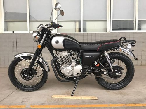мотоцикл COMBAT CLASSIC 400 Цена 195400 р.