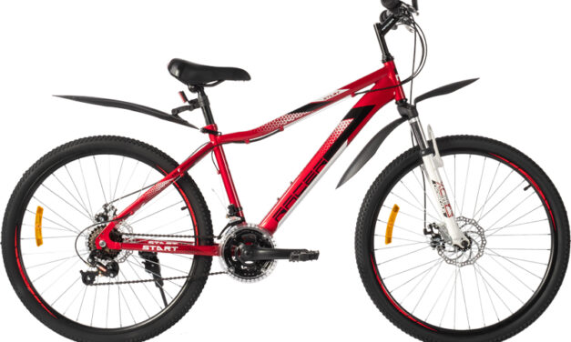 велосипед RACER 26 START 110D (18″) disk Цена 14950 р.